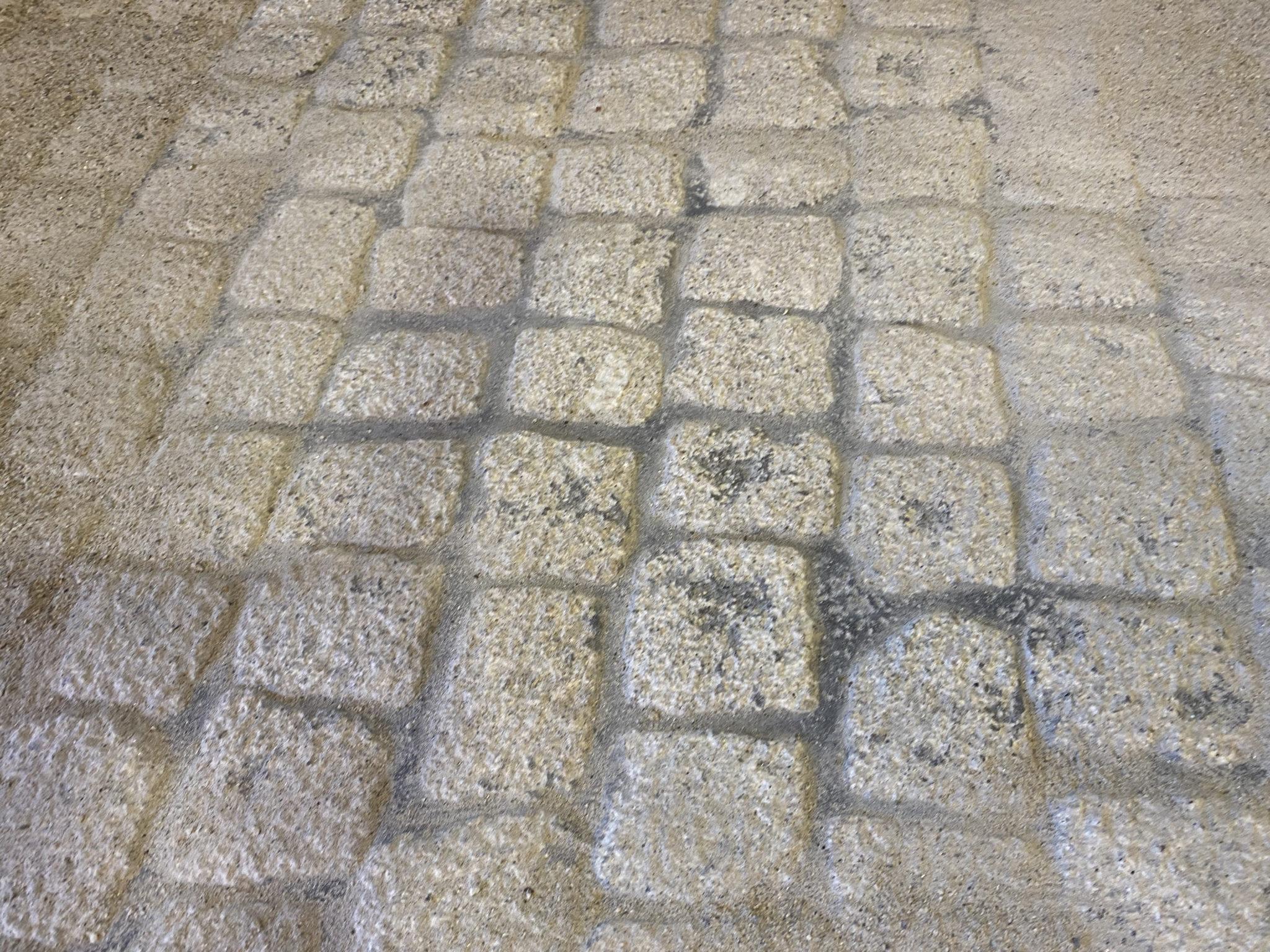 Gebouchardeerd Graniet