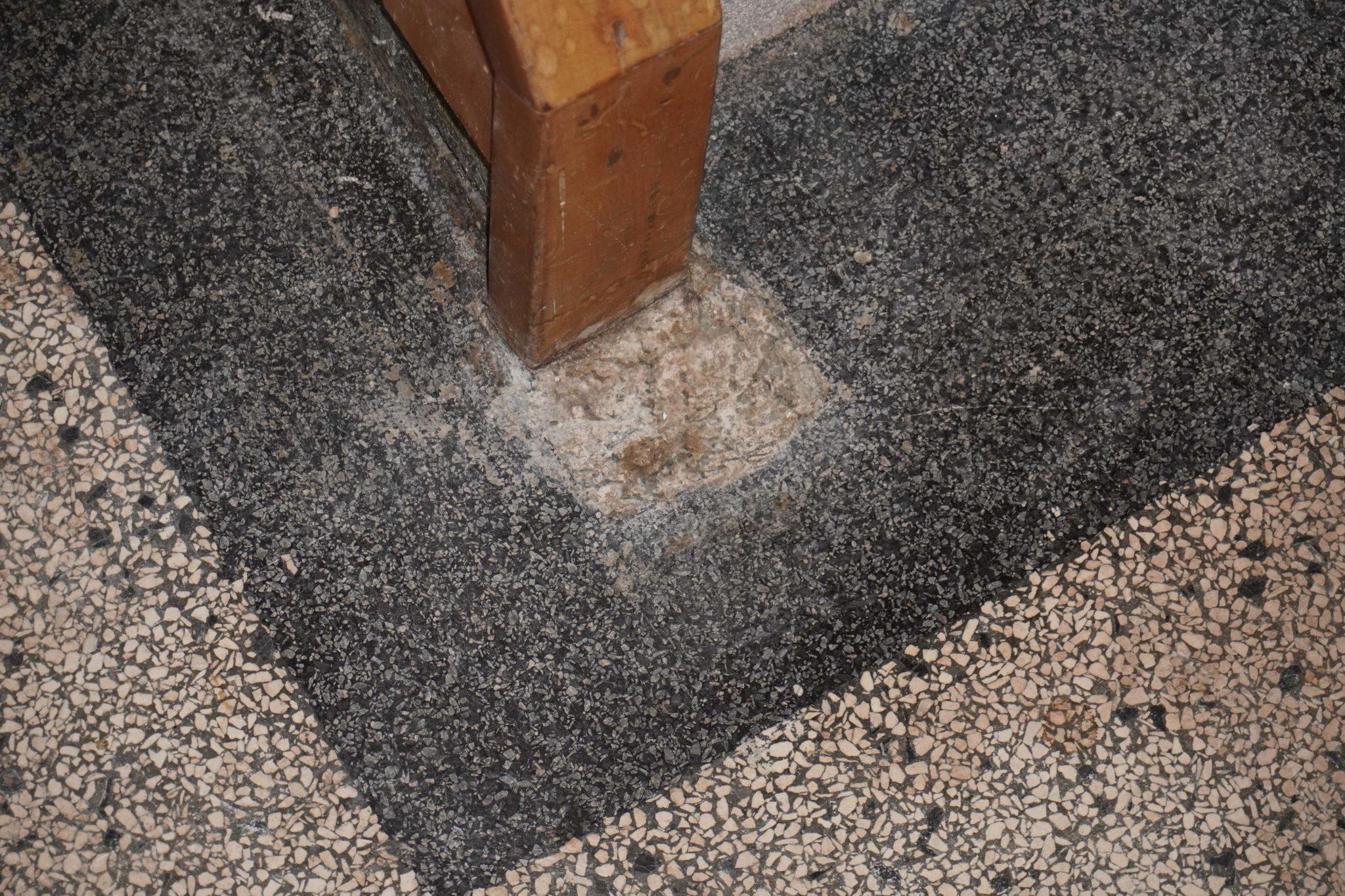 Granito Beschadiging Opvullen