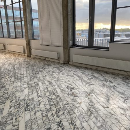 Carrara Marmer Polijsten